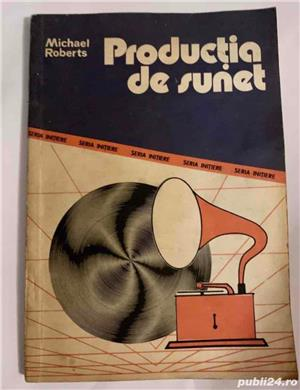 Productia de sunet, autor Michael Roberts - imagine 1