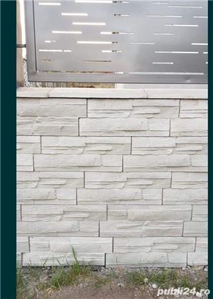 Imitatie de piatra pentru placări pereți și garduri  - imagine 3