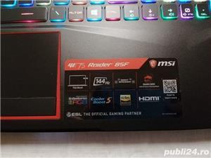 Laptop Gaming MSI GE75 Raider 8SF i7-8750H RTX2070 - imagine 4