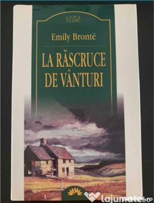 Emily Bronte, La rascruce de vanturi (Leda, Adevarul, BPT) - imagine 3