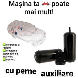 Perne auxiliare, Suspensii pneumatice auto, perne pe aer auxiliare  - imagine 1
