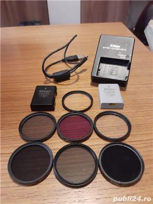 Dslr Nikon D5200+obiectiv VR2+accesorii - imagine 7