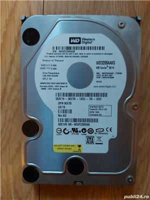 """HDD PC Western Digital 320GB, 7200RPM, 3.5"""", Sata, WD3200AAKS - imagine 3"""