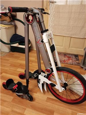 AeYo Rollerblade -scooter-bicicleta - imagine 3