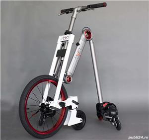 AeYo Rollerblade -scooter-bicicleta - imagine 1