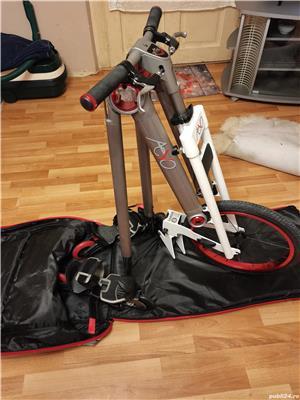 AeYo Rollerblade -scooter-bicicleta - imagine 9