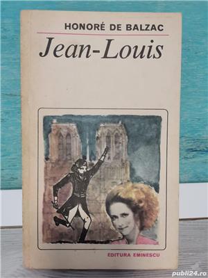 Jean-Louis. Copilul renegat de Honere De Balzac (suport cheltuiala transportului în toată țara) - imagine 1