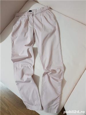 Pantaloni H&M,marimea 34 dar merg 36,stare f buna - imagine 1