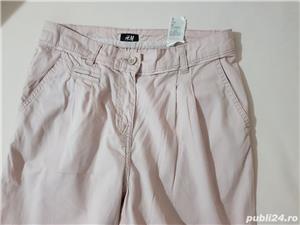 Pantaloni H&M,marimea 34 dar merg 36,stare f buna - imagine 2