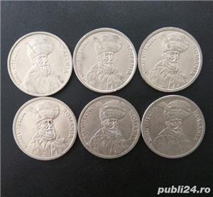 Lot monede 100 lei 1991,1992,1993,1994,1995,1996 - imagine 2
