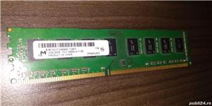 Memorie 2Gb DDR3 1333MHz Micron PC Desktop  Memorie ram DDR3 Micron 2Gb 1333MHz 1x Micron 2Gb 2Rx8 P - imagine 2