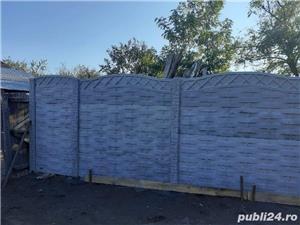 Executam garduri de beton + montaje - imagine 1
