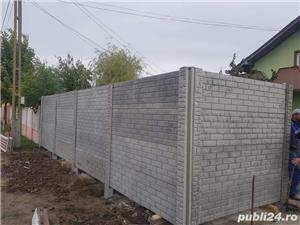 Executam garduri de beton + montaje - imagine 2