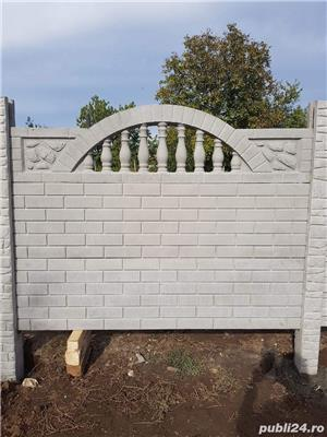 Executam garduri de beton + montaje - imagine 5