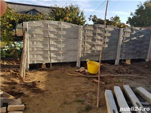 Executam garduri de beton + montaje - imagine 8