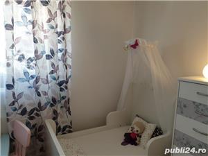 vand paturi extensibile copii cu baldachine si saltele incluse - imagine 3