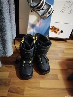Placa snowboard Salomon Drive-150 +Boots Limited 4 you marime 42 - imagine 3