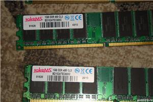 Memorie memorii ram ddr 400 1gb 5 placi 5gb - imagine 4