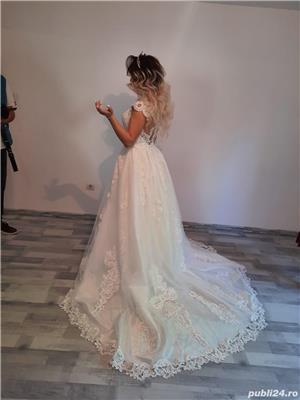 Rochie de mireasă  - imagine 1