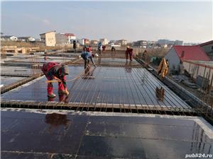 Firmă de construcții angajează dulgheri , fierari betoniști  ,muncitori calificați și necalificați . - imagine 4