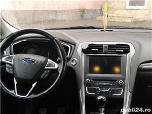 Ford Mondeo MK5 - imagine 3