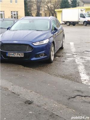 Ford Mondeo MK5 - imagine 1