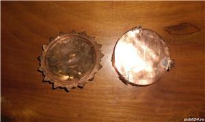 Casetă pentru bijuterii, din cupru, anii 1970 - imagine 3