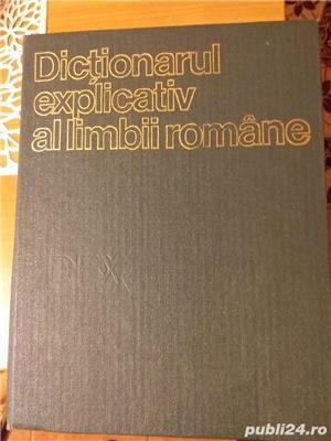 Dictionar explicativ  - imagine 1