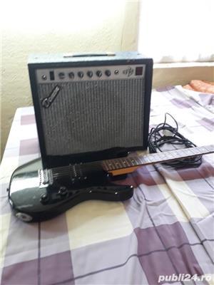 Amplificator chitara Demon.UK - imagine 1