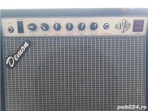Amplificator chitara Demon.UK - imagine 5