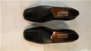 Incaltaminte, pantofi de dama/femei din piele - imagine 2