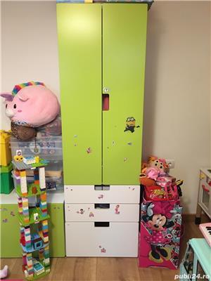 Mobila pentru camera copilului - STUVA - format din 3 piese individual - in stare foarte buna - imagine 1