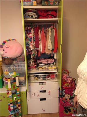 Mobila pentru camera copilului - STUVA - format din 3 piese individual - in stare foarte buna - imagine 2