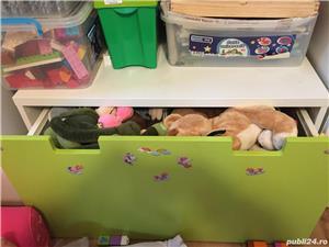 Mobila pentru camera copilului - STUVA - format din 3 piese individual - in stare foarte buna - imagine 5