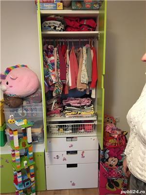 Mobila pentru camera copilului - STUVA - format din 3 piese individual - in stare foarte buna - imagine 4
