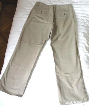 Vand pantaloni de blugi,denim, jeans, doc, pentru barbati, marca Forza - imagine 3