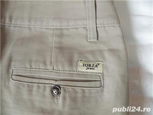 Vand pantaloni de blugi,denim, jeans, doc, pentru barbati, marca Forza - imagine 4