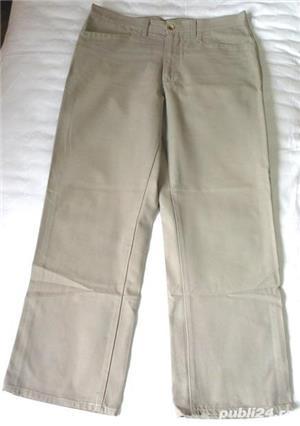 Vand pantaloni de blugi,denim, jeans, doc, pentru barbati, marca Forza - imagine 1