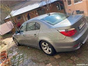 BMW Seria 5 E60 525 Diesel, berlina, Head up display, interior M - imagine 1