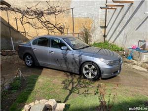 BMW Seria 5 E60 525 Diesel, berlina, Head up display, interior M - imagine 6