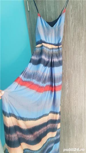 rochie lunga S/M  - imagine 2