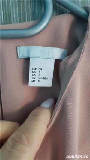 rochie noua H&M marime 38 - imagine 2