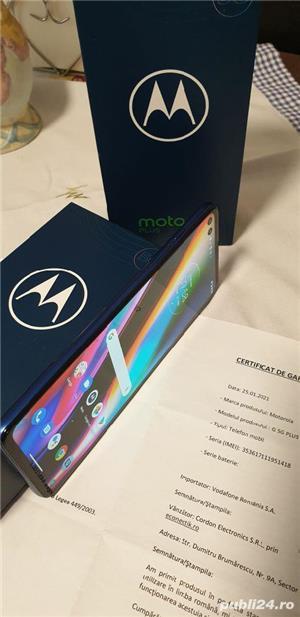 Moto g 5G Dual 128/6 Gb NOU factură și garanție  - imagine 6