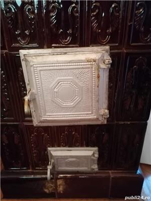 Vând sobă de teracotă  - imagine 1