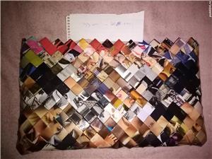 Genti handmade hartie - imagine 5