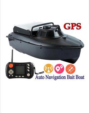 Barca de plantat cu sonar si GPS . Oferta cu doua baterii!! - imagine 4