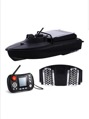 Barca de plantat cu sonar si GPS . Oferta cu doua baterii!! - imagine 1