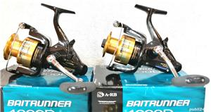 Mulinete de pescuit la feeder/crap, Shimano Baitrunner 4000D - imagine 3