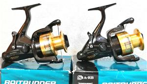 Mulinete de pescuit la feeder/crap, Shimano Baitrunner 4000D - imagine 4