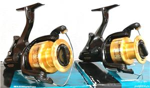 Mulinete de pescuit la feeder/crap, Shimano Baitrunner 4000D - imagine 6